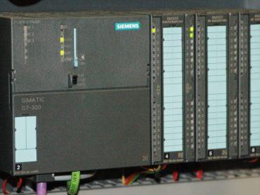 SIEMENS S7 300-400 PLC Temel Seviye Eğitimi